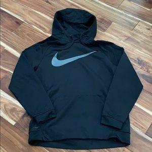 Men's NIKE large dry fit large hoodie